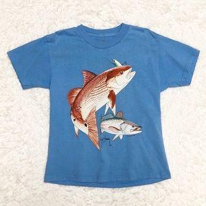⭐️ Guy Harvey Fish Short Sleeve T Shirt